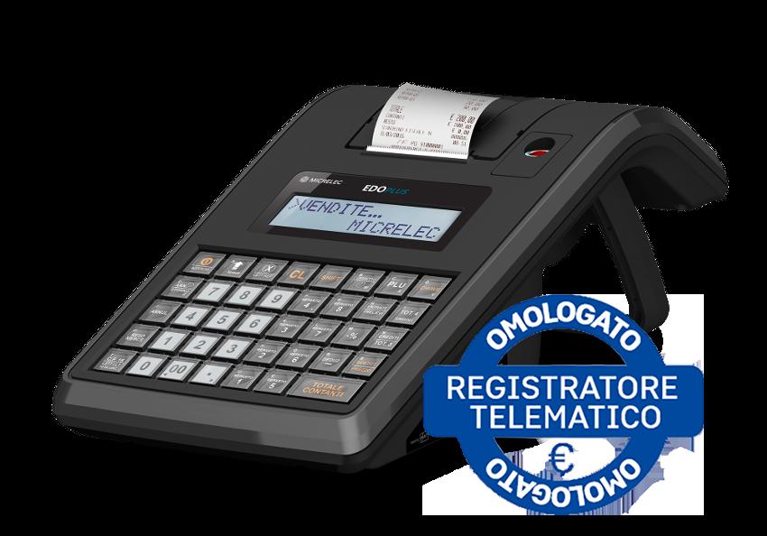 TassiUfficio - registratore di cassa omologato EDOPLUS