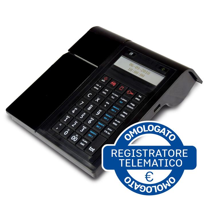 TassiUfficio - registratore di cassa omologato Olivetti Uderwood form200